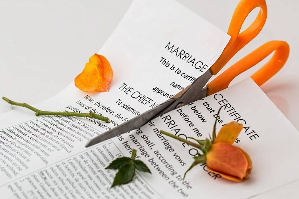 Divorce Belmont San Jose California
